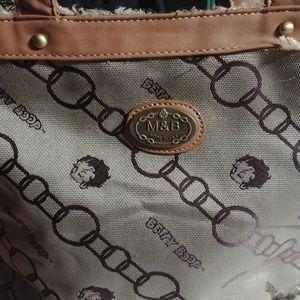 M&B mode becky(Betty Boop) purse